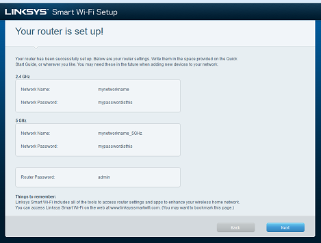 connect to Linksys Smart Wi-Fi
