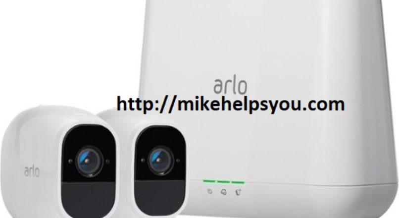 Arlo Pro 2 Camera System Setup And Guide